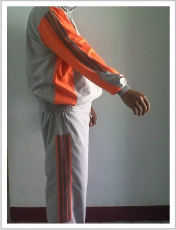 Jaket training olahraga 1