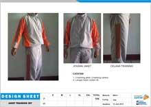 desain jaket training