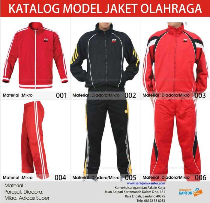 model-jaket-training-1