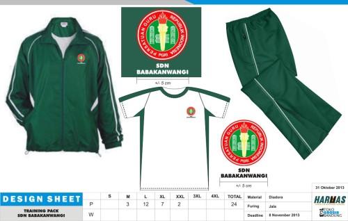 Jaket Training - Konveksi Seragam Kantor | Pakaian Kerja