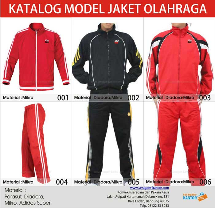 model-jaket-training-1