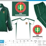 Jaket Training