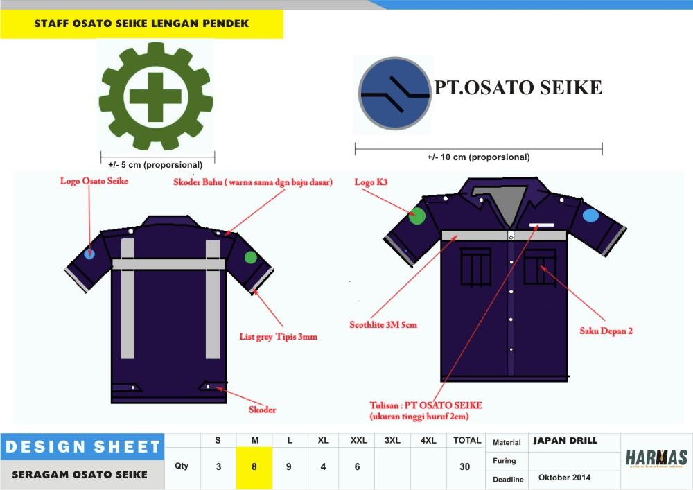 design-seragam-osato-stafflenganpendek