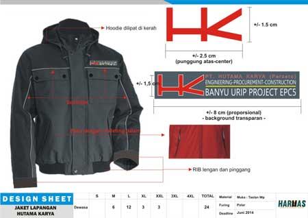 konveksi jaket